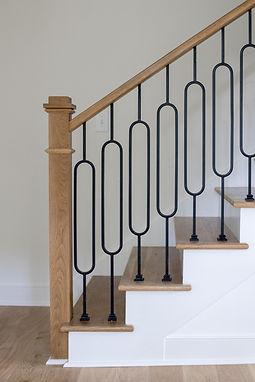 Hudson Cooper_Stairway_Full Service Interior Design in Charleston SC
