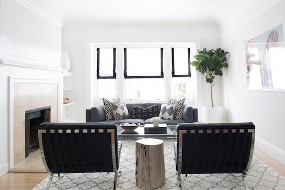 Caitlin Flemming Design - Living Room 2