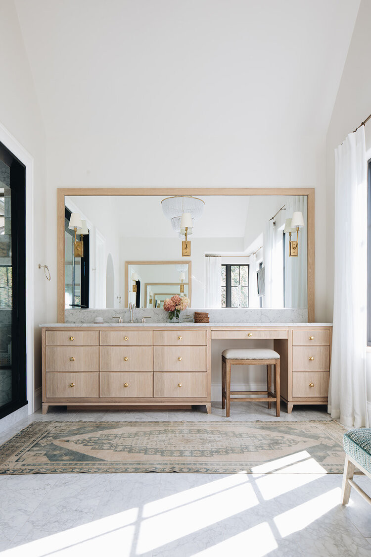bathroom by Britt Design Studio