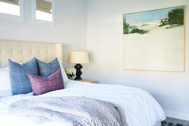 Phoenix Based Full Service Interior Designer 38th Street Master Bedroom