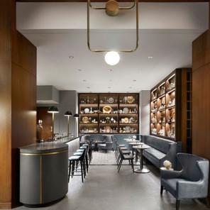 The Victor Restaurant   Ashley Montgomery Design - Toronto Interior Designer