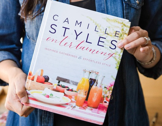 Planning Thanksgiving with Camille Styles Entertaining