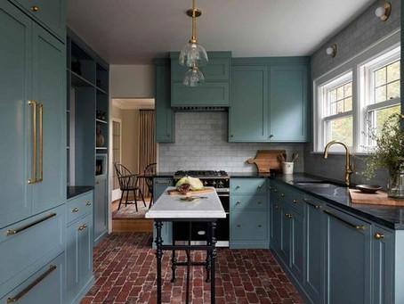 Global Design Spotlight: English Kitchens
