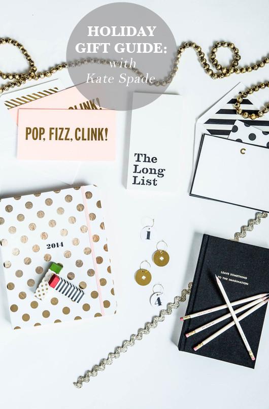 Kate Spade Gift Guide | Sacramento Street