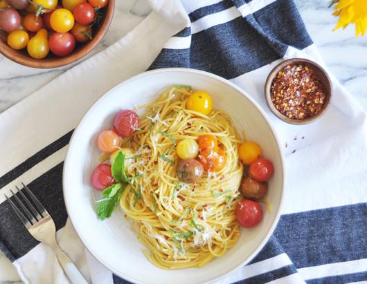On the Menu: Summertime Pasta