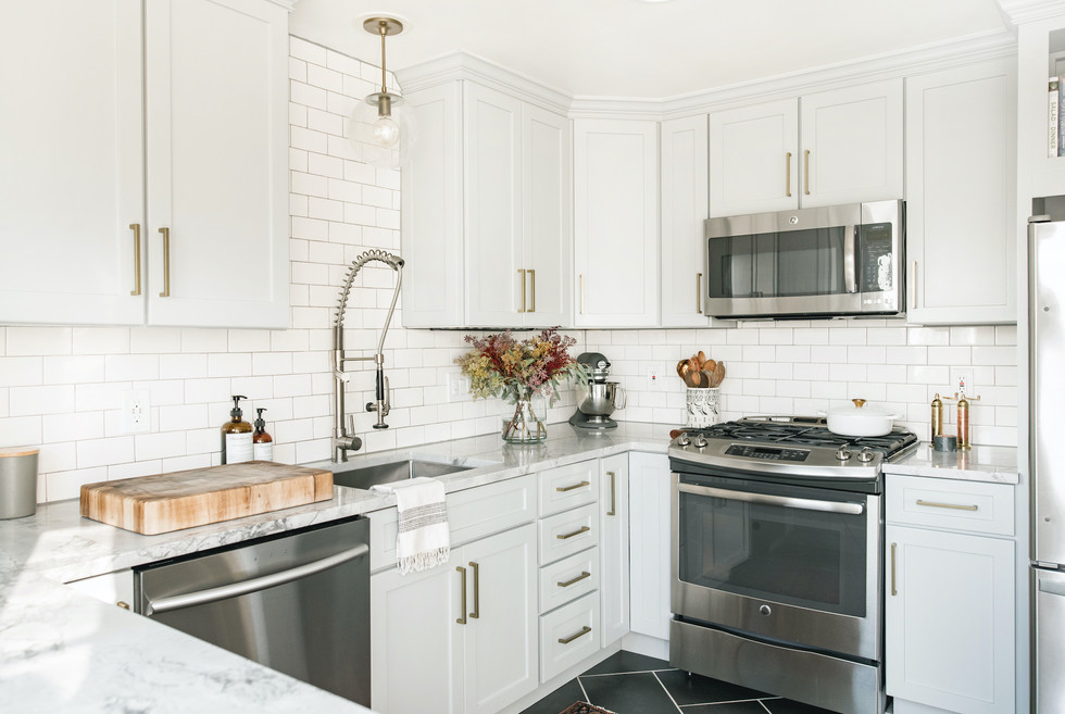 Cohesively Curated | Full Service Interior Design | Seattle, Washington