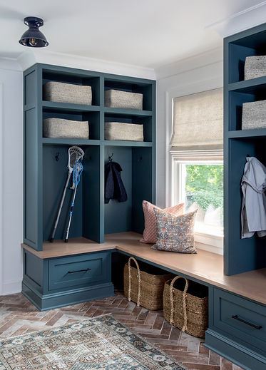 Ideas for a Functional, Beautiful Mudroom
