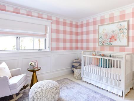 51st Street Reno Project Reveal: Nursery