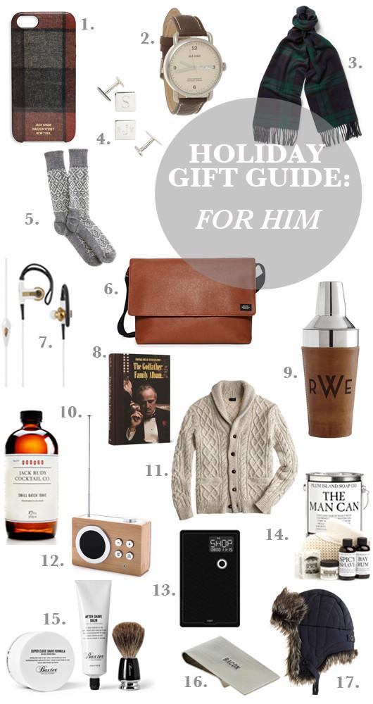 Gift Guide: For Him | SacramentoStreet