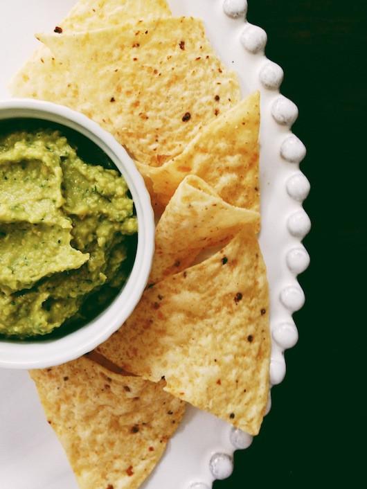 Guacamole Hummus | By Grant K Gibson | Sacramento Street