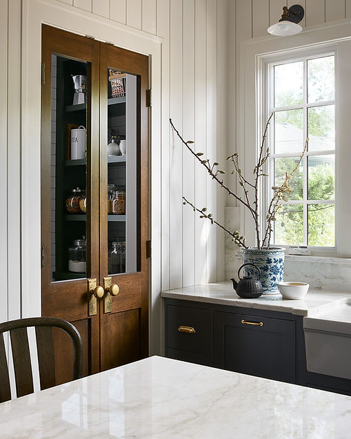 Pantry Inspiration + Makeovers