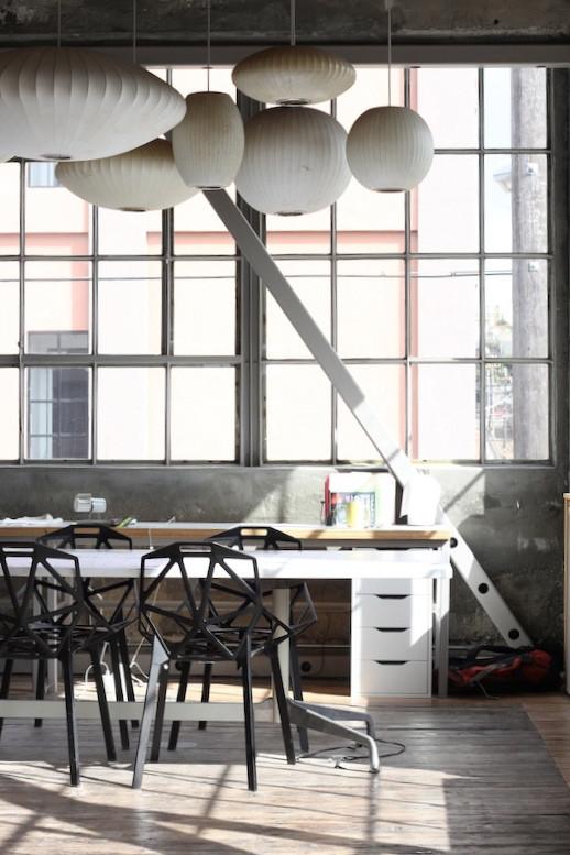 Heath Ceramics Creative Workspace | shot by Sacramento Street