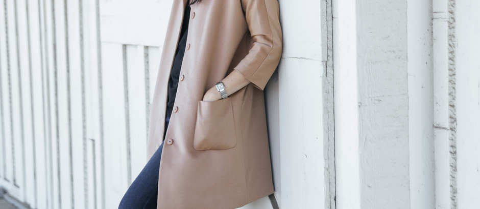 Fall Uniform: Adding Camel Hues
