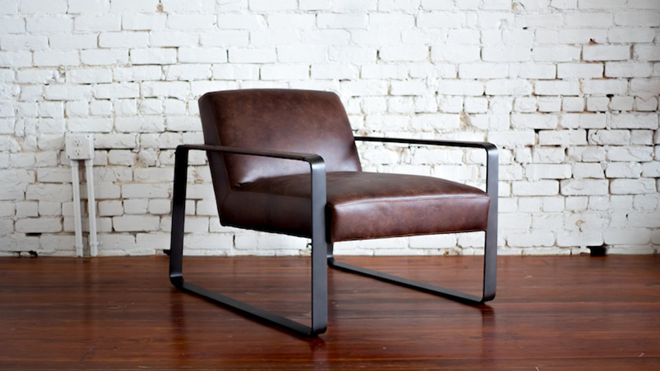 PARSON LOUNGE CHAIR | Now available at Birch and Brass