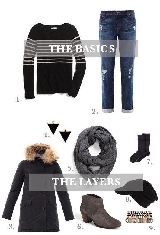 Layer It: Chilly Day | Sacramento Street