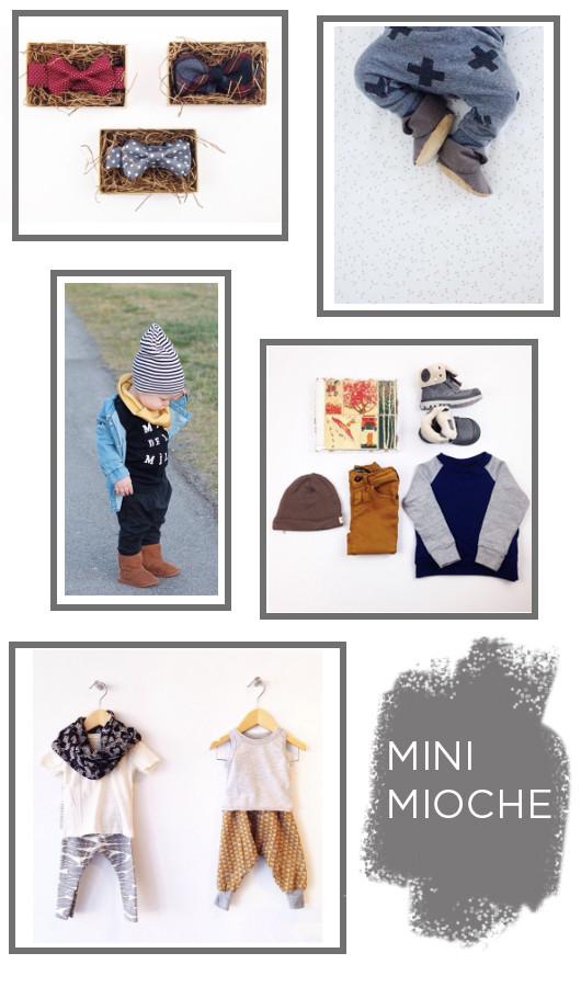 Baby Steps : MiniMioche | Sacramento Street