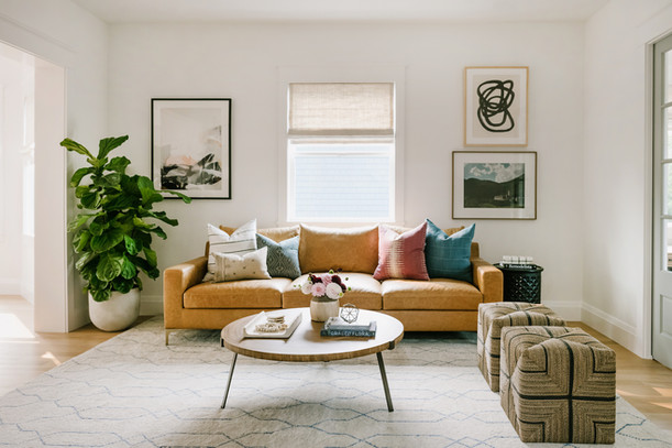 Cohesively Curated | Full Service Interi