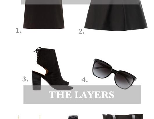 Layer It: All Black