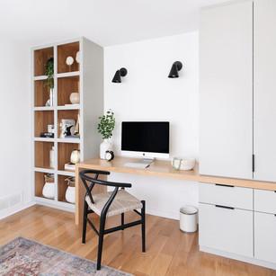 Leclair Decor | Home Office | Full Service Interior Design
