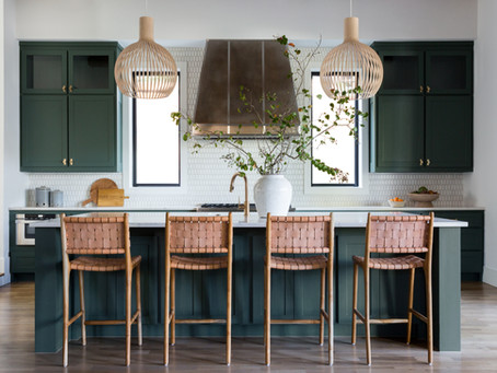Dallas Project: Kitchen, Dining, Living + Outdoor Spaces