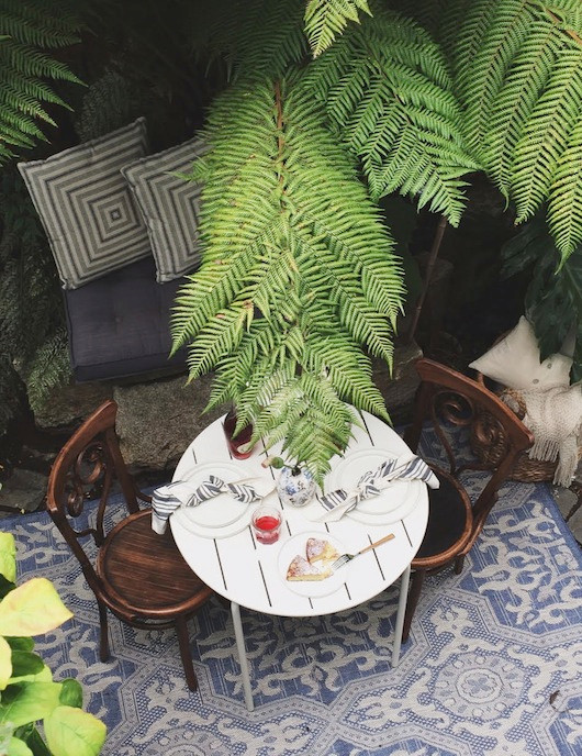 Backyard Picnic | Sacramento Street