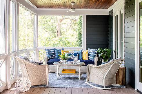 Sarah Hayes Design | Full Service Architectural and Interior | Chevy Chase, MD