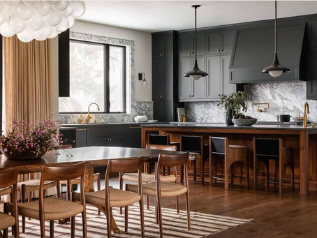 Trending: What's Ahead for Interior Design in 2021