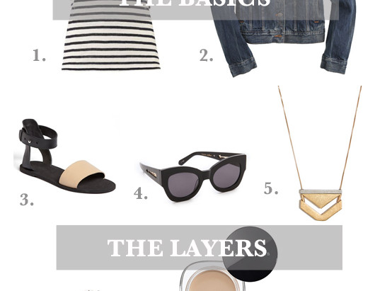 Layer It: Sandal Weather