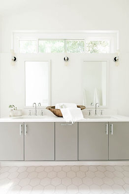 Design Project: Santa Barbara Bathrooms Revealed