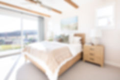 Bright and Airy Bedroom by Santa Barbara Interior Designer Madison Nicole Design