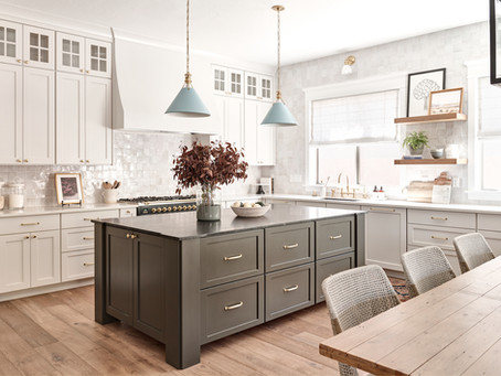 Project Reveal: Canyon Creek Kitchen + Family Room