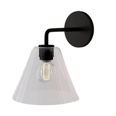 Sculptural Glass Cone Sconce.png