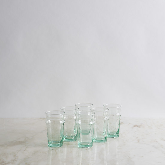 Moroccan Style Glasses - Tall