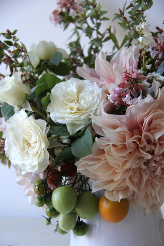 Blooms in Season - September | Sacramento Street