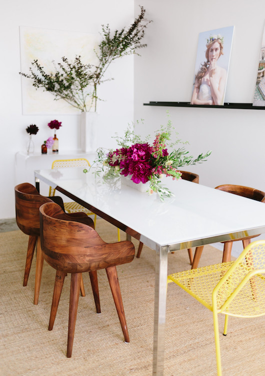 Natalie Bowen Design Workspace