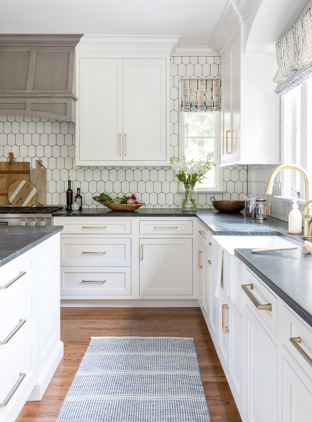 kitchen by Britt Design Studio