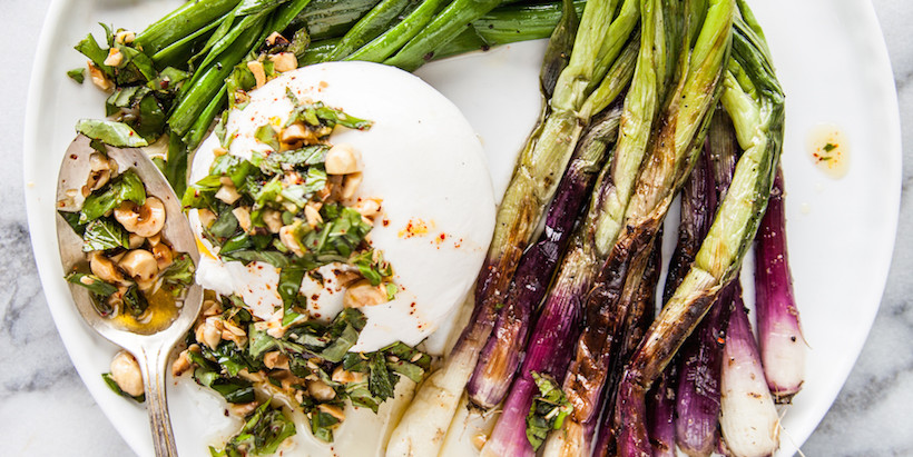 On the Menu: Four Summer Recipes