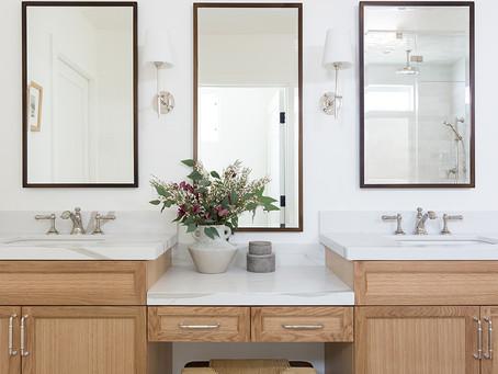 Our Favorite Bathroom Materials