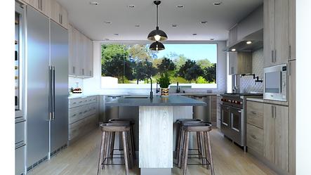 Modern Midcentury Kitchen