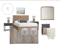 Shop the Look: A Relaxed, Coastal Bedroom Refresh