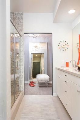 Mid-century interior design by Palm Springs renouned interior designer Christopher Kennedy