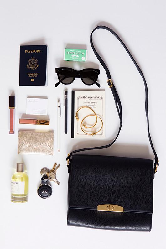 What's in My Fall Handbag | Sacramento Street