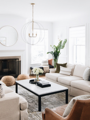 Our Top Five Tips for Styling a Coffee Table