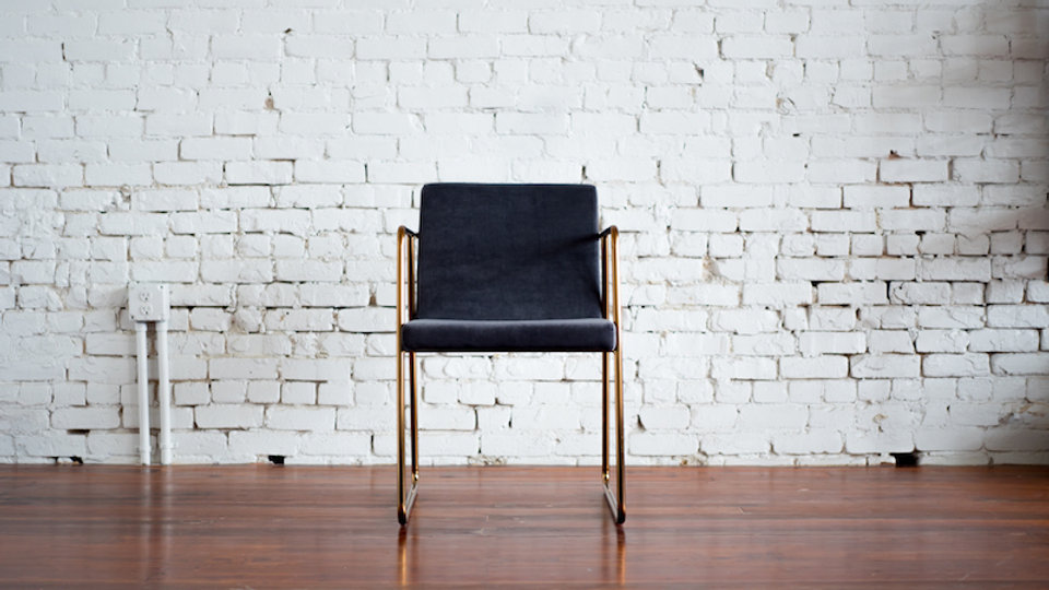 KEMMI SIDE CHAIR | Now available at Birch and Brass
