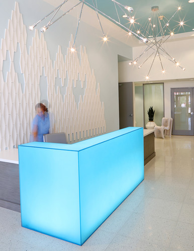 Coachella Valley Visitors Center by Palm Springs Interior Designer Christopher Kennedy