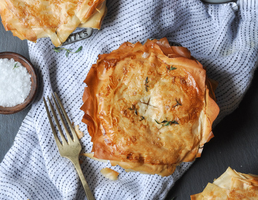 On the Menu: Chicken Pot Pie
