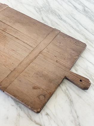 Large Rectangular Vintage Bread Board