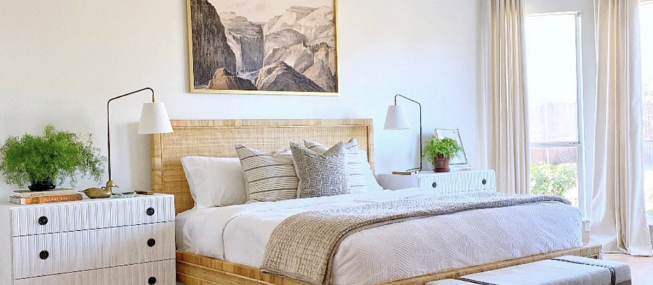 GET THE LOOK: LAYERED NATURAL BEDROOM