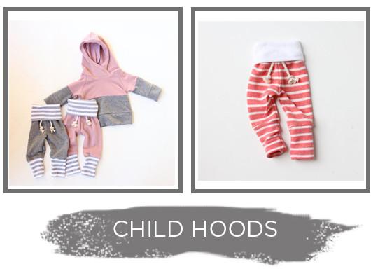 Baby Steps: child HOODS | Sacramento Street