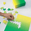 Thumbnail: Gradient Puzzle, Green Yellow